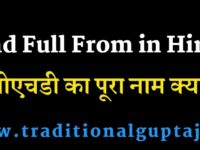 Phd full form in hindi